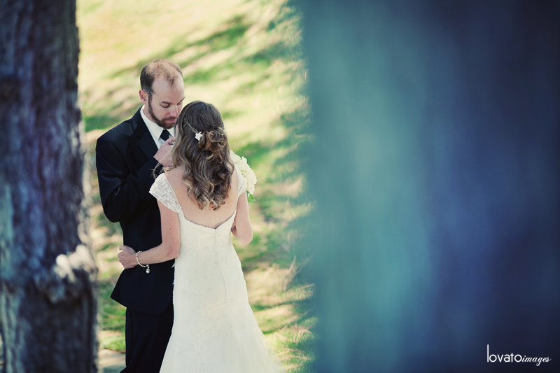 first look wedding photography gallery