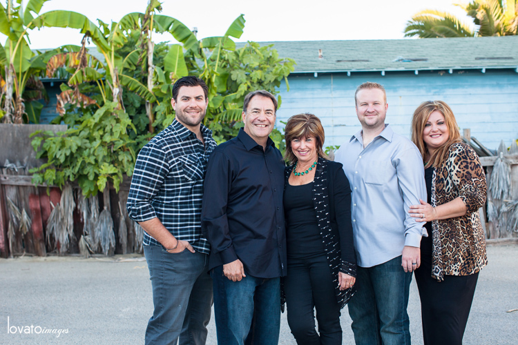 beach family photos