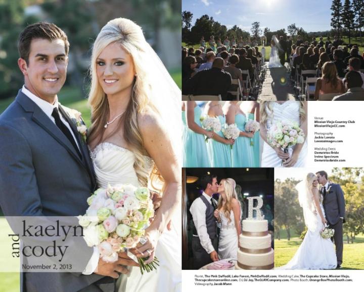 orange county wedding photos