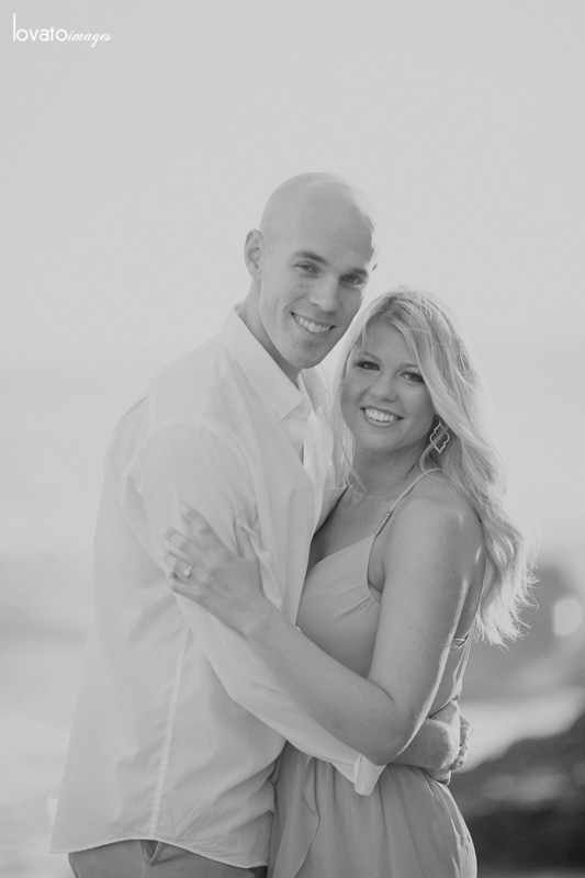 engagement portraits laguna beach