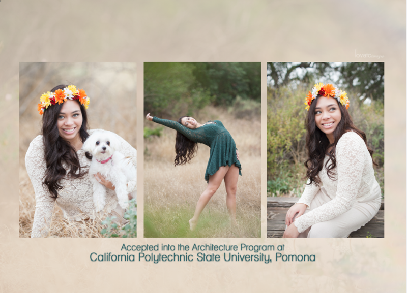 fun senior portrait ideas